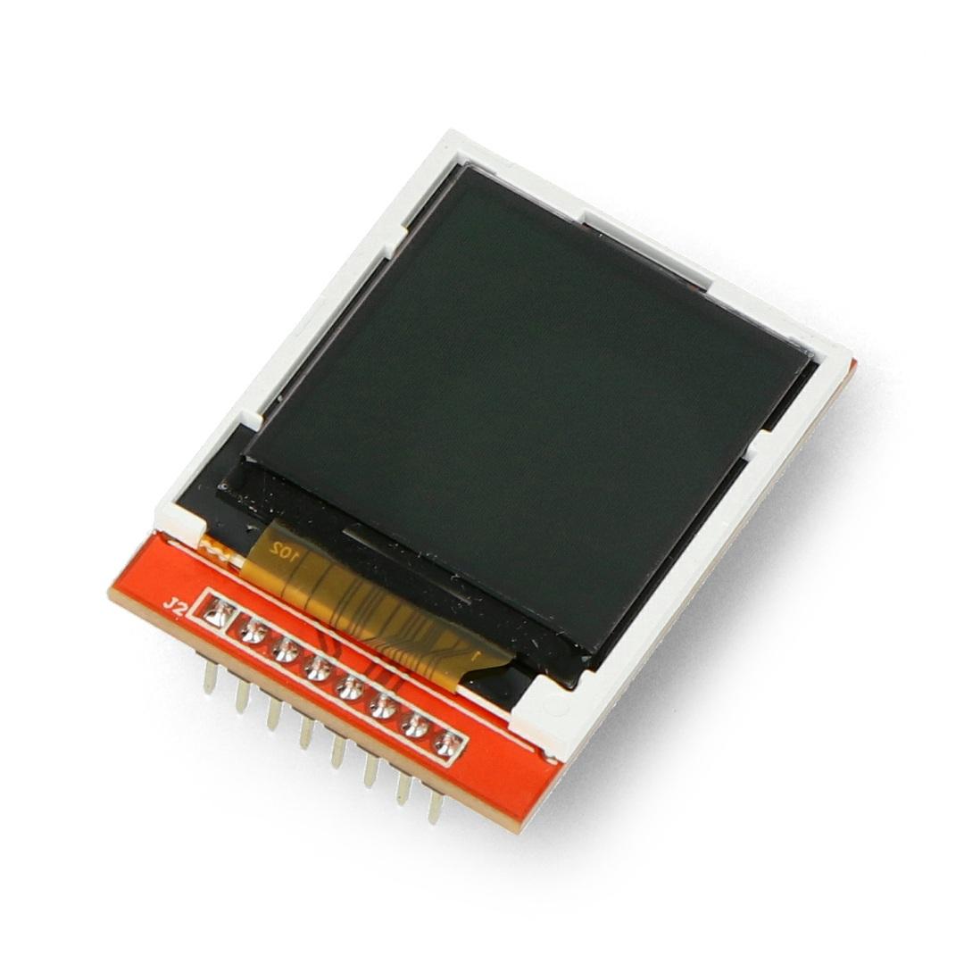 Moduł z ekranem LCD