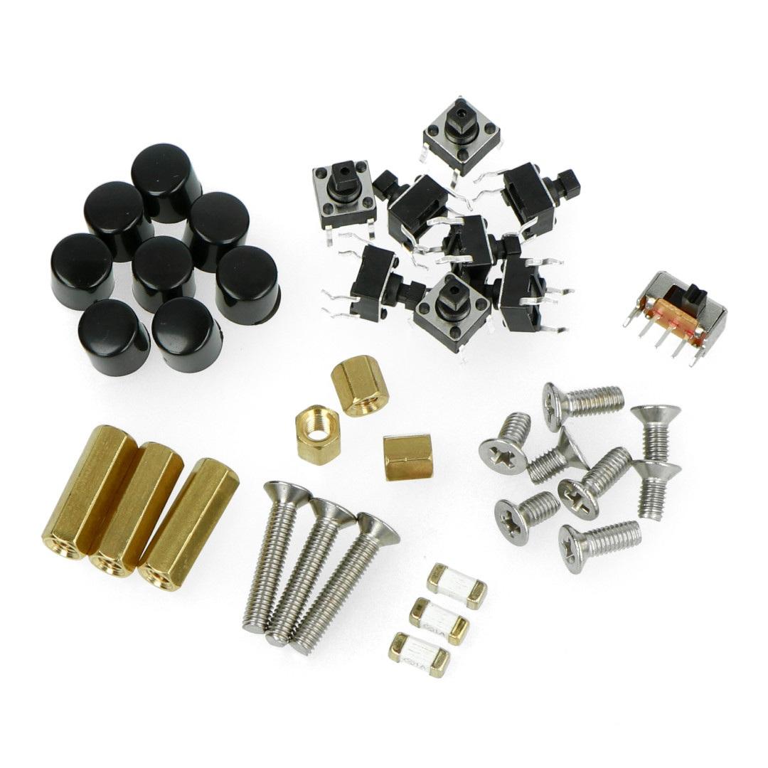 Komponenty montażowe