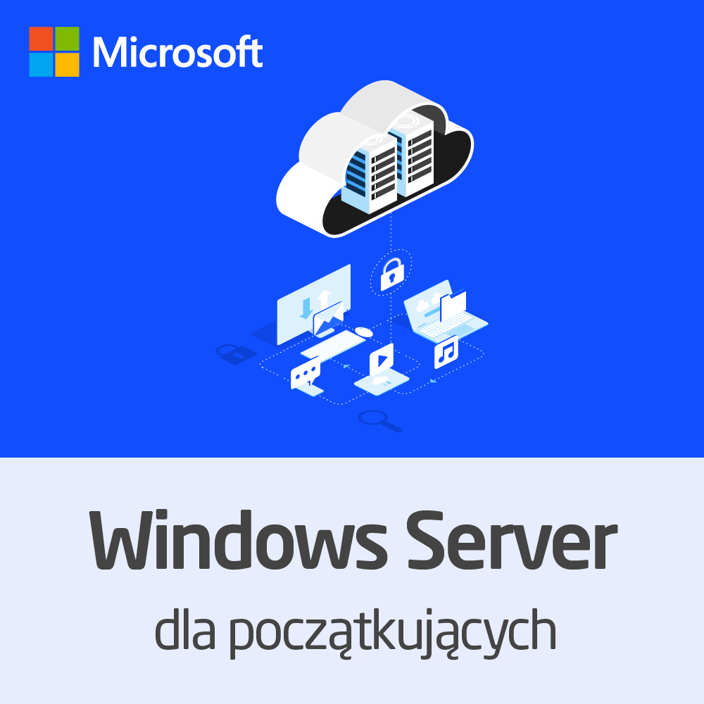 Windows server dla początkujących