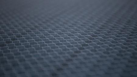 Standardowy stół roboczy typu plaster miodu stosowany powszechnie w urządzeniach z laserem CO2.