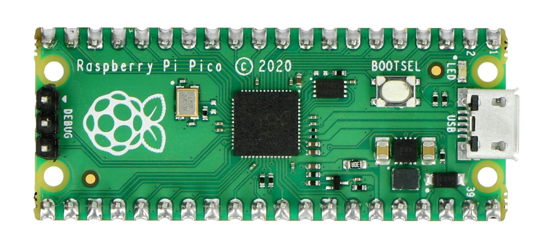 Czym jest Raspberry Pi Pico