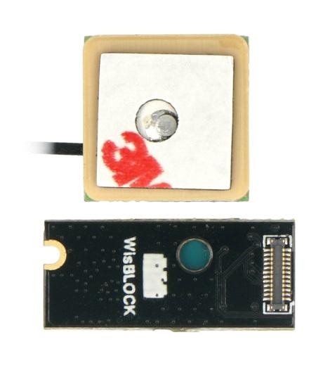 Moduł wyposażony w układMAX-7Q
