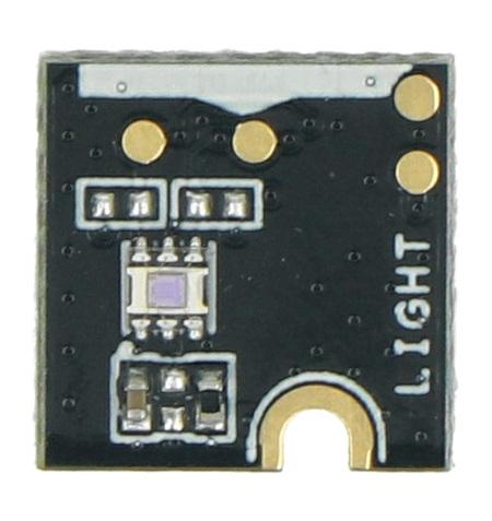 Moduł wyposażony w układ OPT3001DNPR