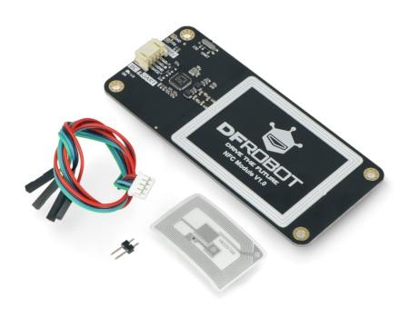 W skład zestawu wchodzi taże 4-pinowy przewód połączeniowy ze standardem Gravity.