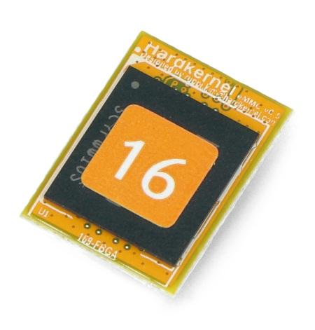 Pamięć eMMC o pojemności 8 GB z fabrycznie zainstalowany systemem Android.