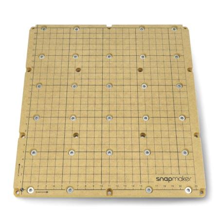 Płyta MDF do pracy z modułem CNC Snapmaker 2.0 A250.