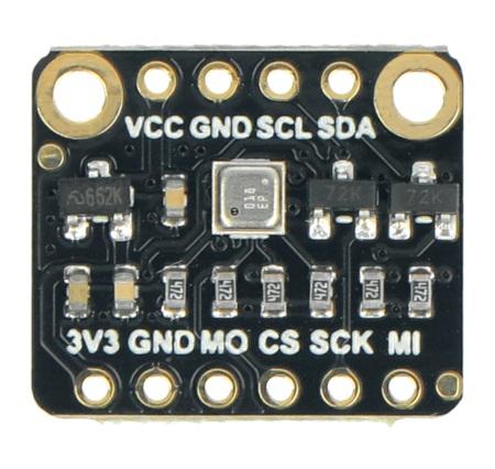BME680 wielofunkcyjny czujnik środowiskowy 4w1 - SPI / I2C