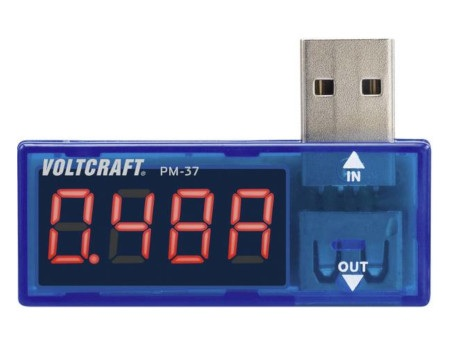 Adapter pomiarowy Voltcraft PM-37