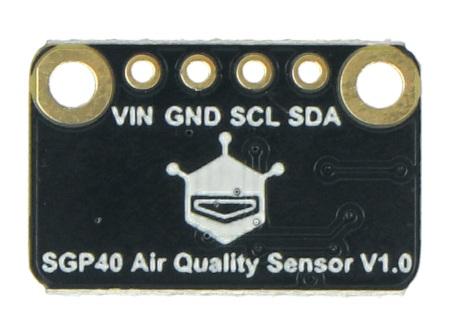 DFRobot - czujnik jakości powietrza.