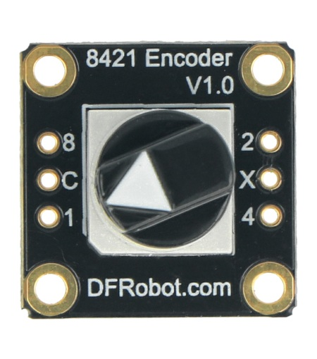 Fermion 8421 -moduł z enkoderem pionowym.