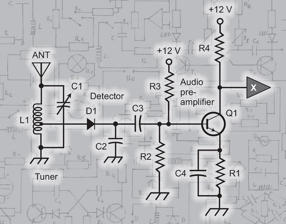 Schematy elektroniczne i elektryczne.
