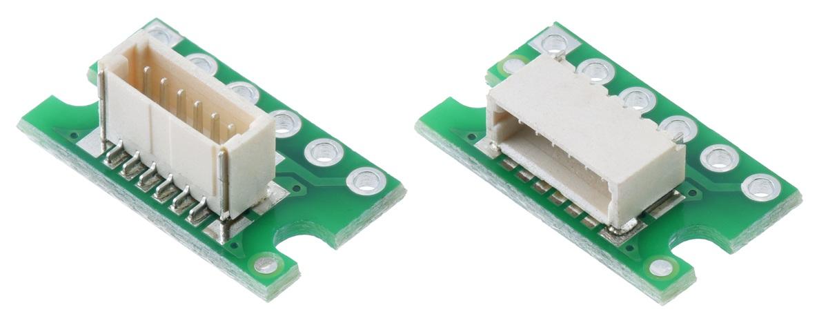 Dostępne moduły z gniazdem prostym i kątowym
