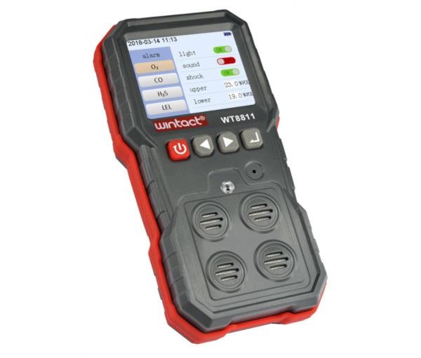 Miernik stężenia gazów - Wintact WT8811
