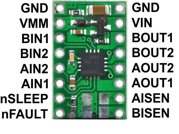 Pololu DRV8833